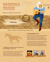 iWeb Template: Country