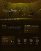 iWeb Template: Direction Theme