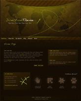 iWeb Template: Direction Theme