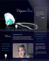 iWeb Template: Elegance Theme