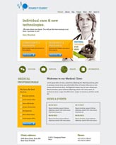 iWeb Template: Family Clinic