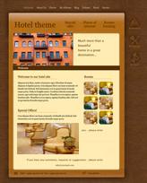 iWeb Template: Hotel II