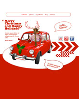 iWeb Template: Christmas 4