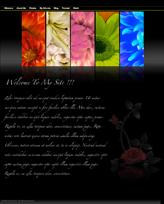 iWeb Template: Blossoms