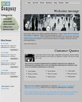 iWeb Template: City Theme