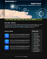 iWeb Template: Clarity Theme