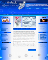 iWeb Template: Couple