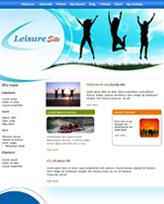 iWeb Template: Free liver Theme