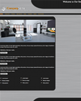 iWeb Template: Inside Theme