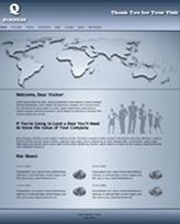 iWeb Template: International Theme