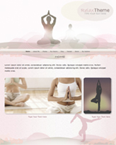 iWeb Template: Relax Theme