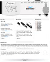 iWeb Template: Simplicity Theme