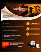 iWeb Template: Tango Theme
