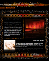 iWeb Template: Theatre