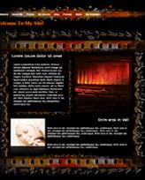 iWeb Template: Theatre
