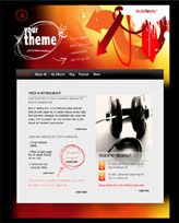 iWeb Template: Trends in Art